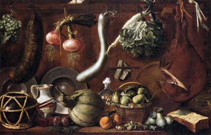 Jacopo da Empoli-Stillleben undatiert