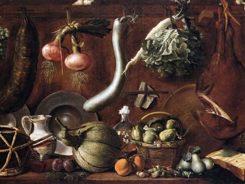 Jacopo da Empoli - Stillleben, undatiert